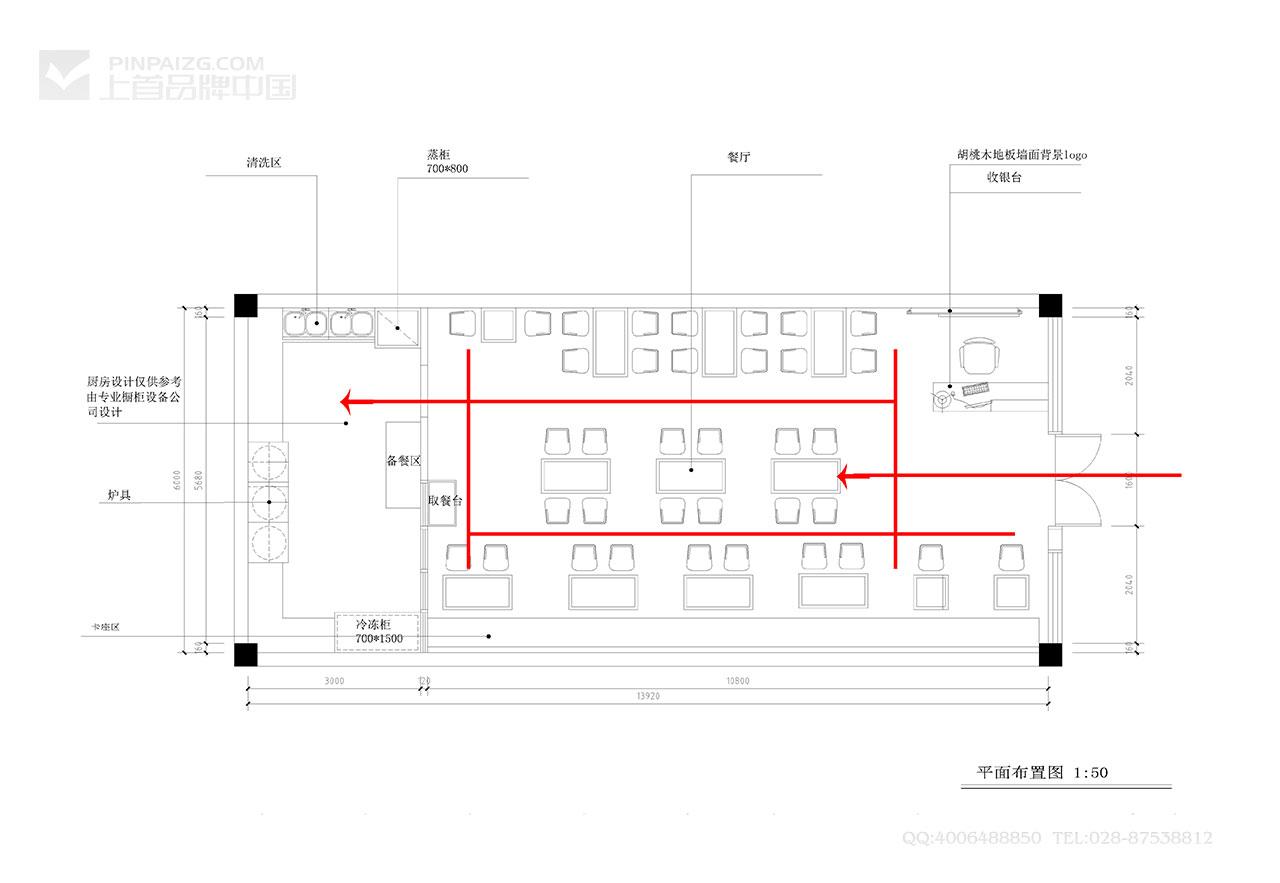 动线    SI   店面设计